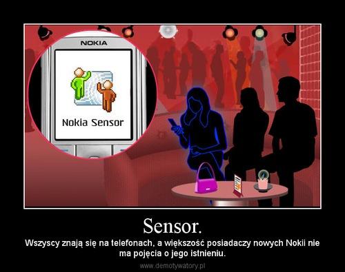 Sensor.