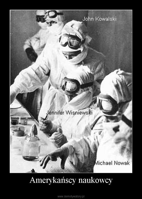 Polish scientists