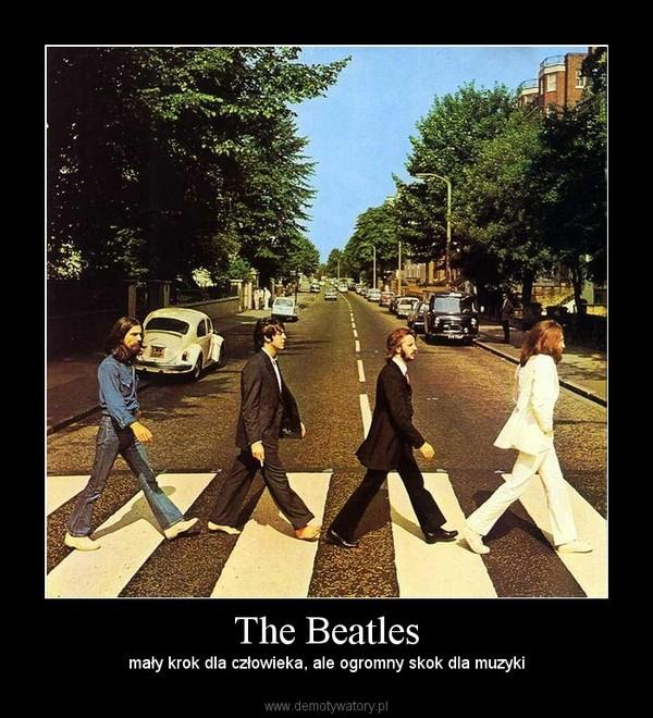 The Beatles –  mały krok dla człowieka, ale ogromny skok dla muzyki