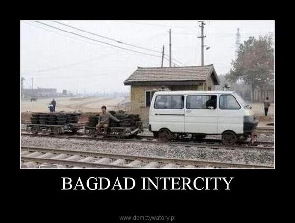 BAGDAD INTERCITY –