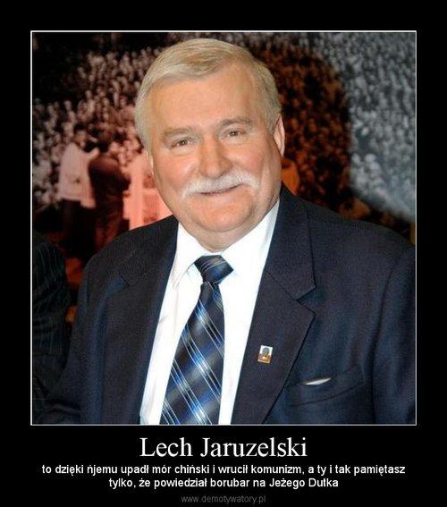 Lech Jaruzelski