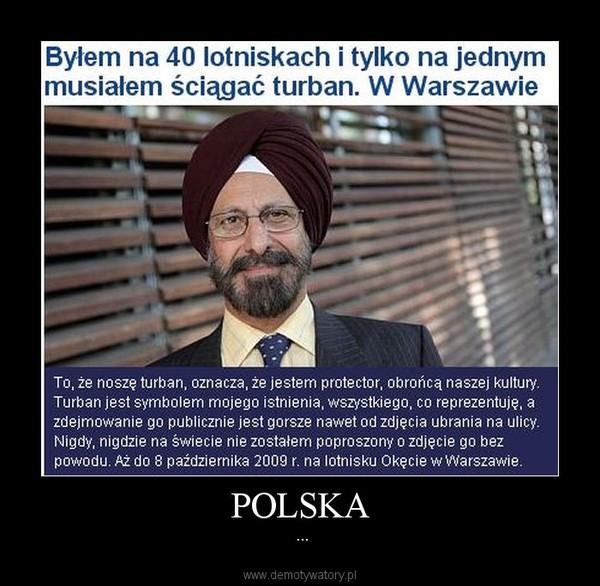 POLSKA –  ...
