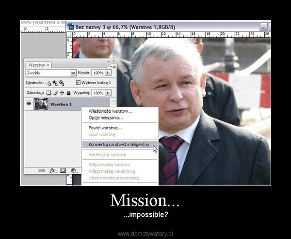 Mission... – ...impossible?
