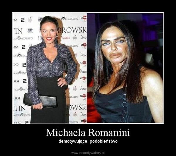 Michaela Romanini Michaela Romanini 2013