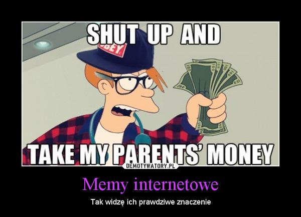 Memy internetowe – Tak widzę ich prawdziwe znaczenie