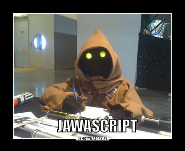 Jawascript –