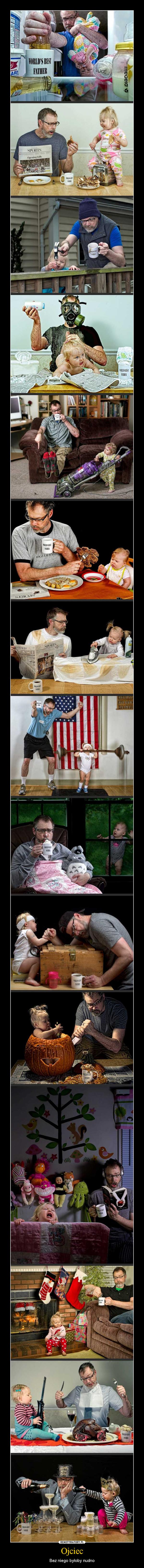 Ojciec – Bez niego byłoby nudno