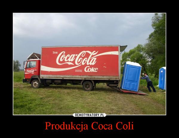 Produkcja Coca Coli –