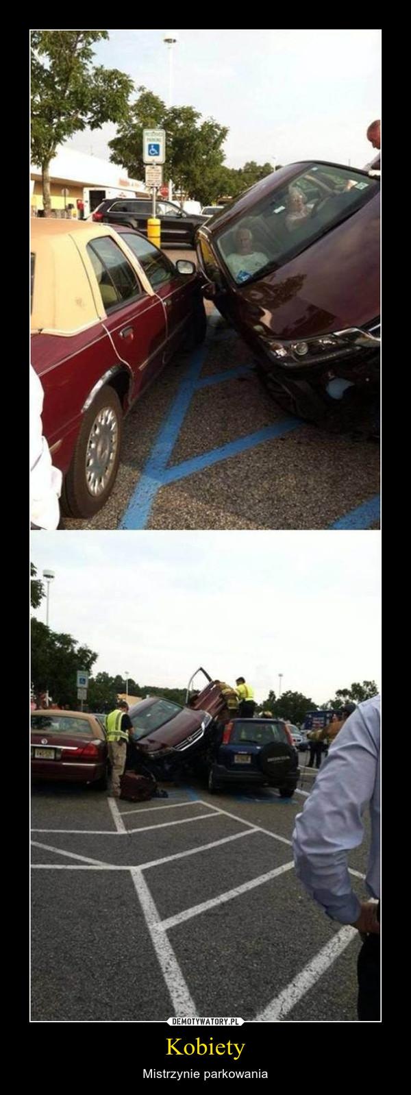 Kobiety – Mistrzynie parkowania
