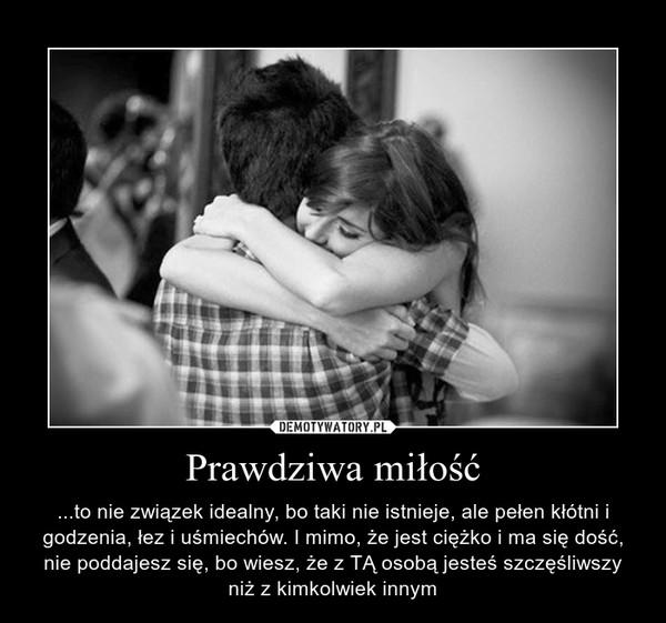 Prawdziwa miłość