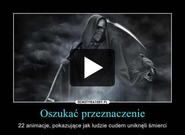 Oszukać przeznaczenie – 22 animacje, pokazujące jak ludzie cudem uniknęli śmierci