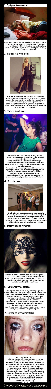 7 typów sylwestrowych dziewczyn –