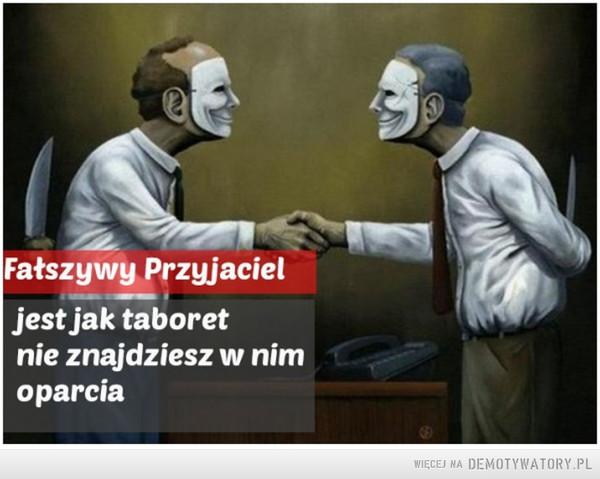 Fałszywy przyjaciel –