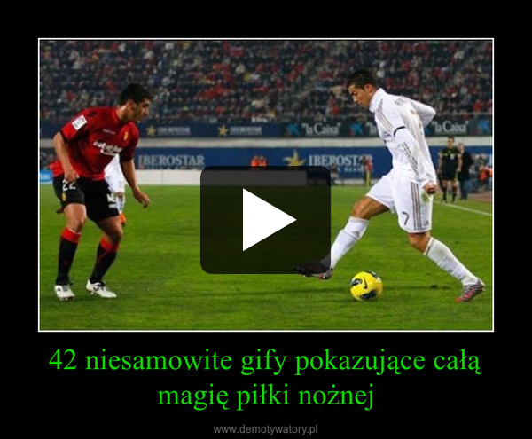 42 niesamowite gify pokazujące całą magię piłki nożnej –
