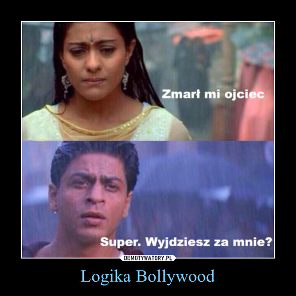 Logika Bollywood –