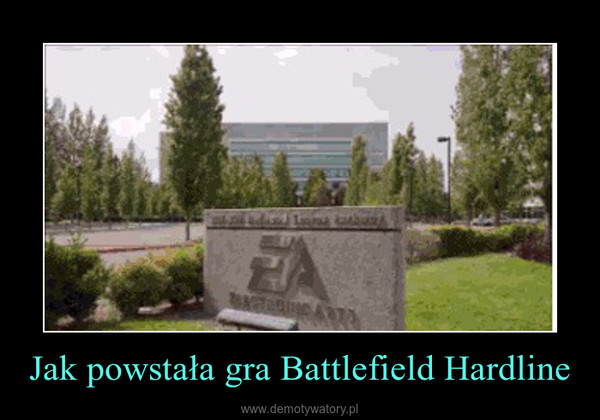 Jak powstała gra Battlefield Hardline –