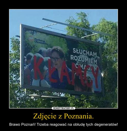 Zdjęcie z Poznania.