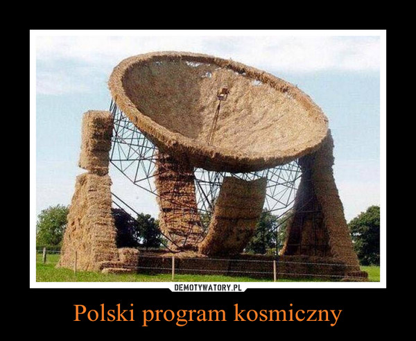 Polski program kosmiczny –