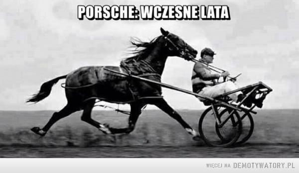 Porsche prototyp –
