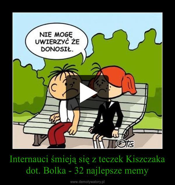 Internauci śmieją się z teczek Kiszczaka dot. Bolka - 32 najlepsze memy –