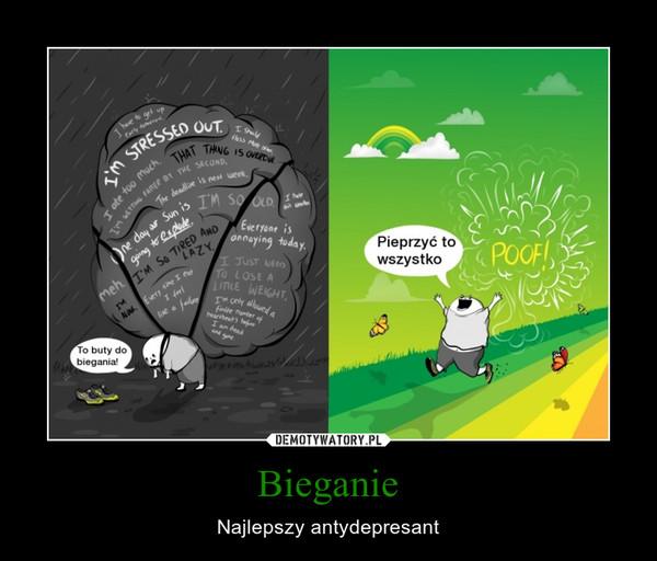 Bieganie – Najlepszy antydepresant