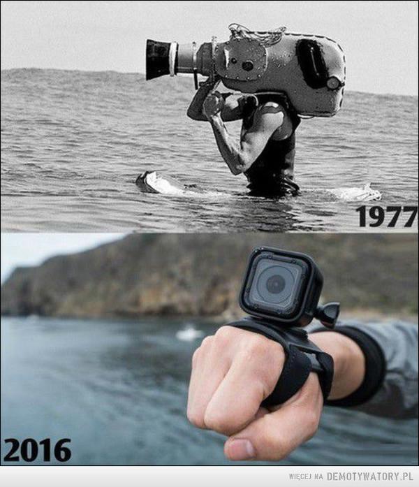 Technologia –  1977 2016