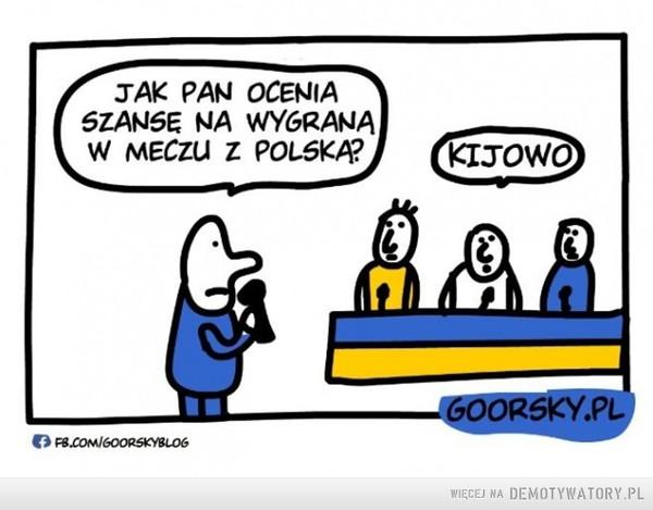 Mecz z Polską –