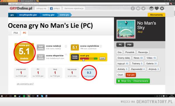 No Man's Lie