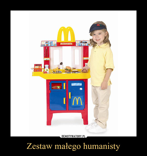 Zestaw małego humanisty –