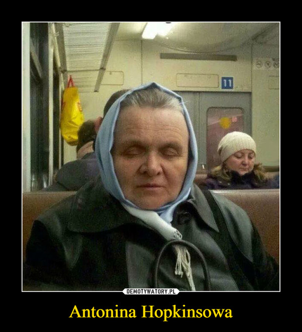 Antonina Hopkinsowa –