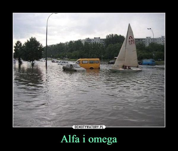 Alfa i omega –