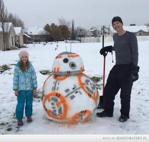Zimowa kreatywność –