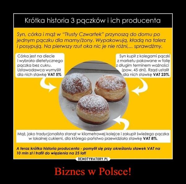 Biznes w Polsce! –