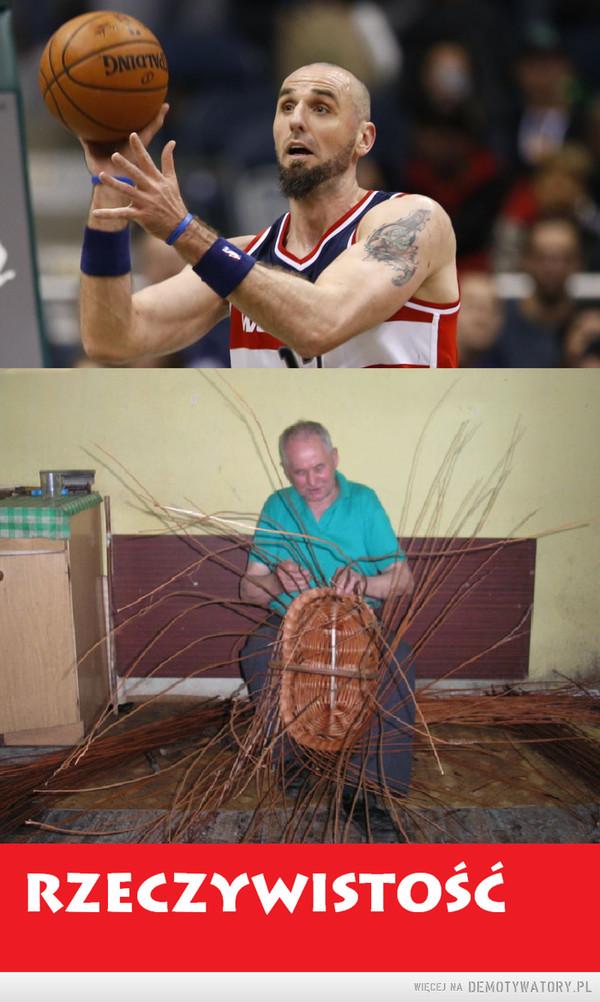 Plany na zostanie koszykarzem NBA –