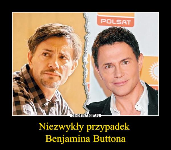 Niezwykły przypadek Benjamina Buttona –