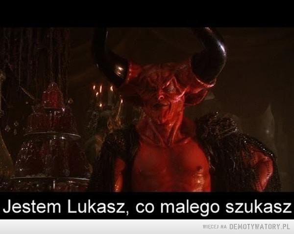 Łukasz Devil –