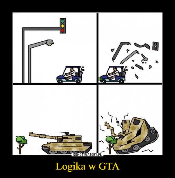 Logika w GTA –