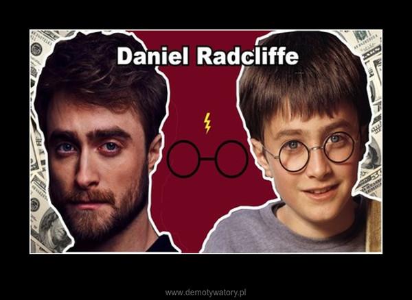 Daniel Radcliffe - ciekawostki o filmowym Harrym Potterze –
