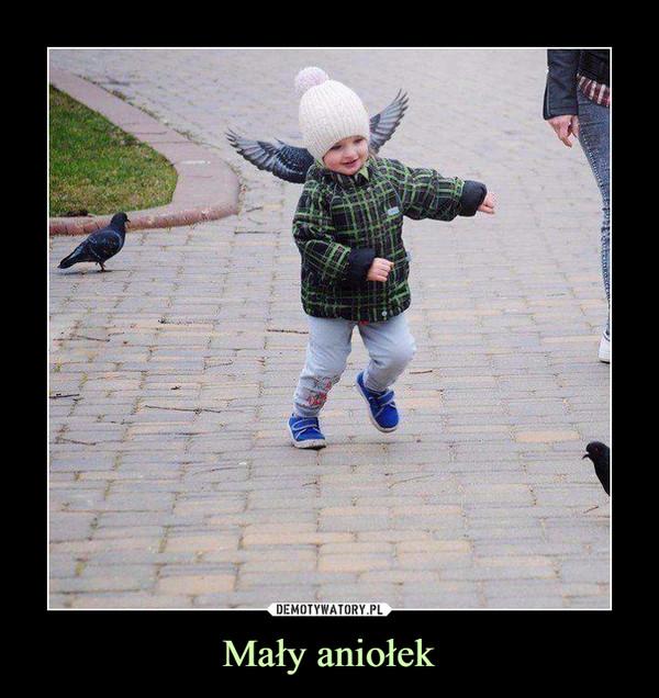 Mały aniołek –