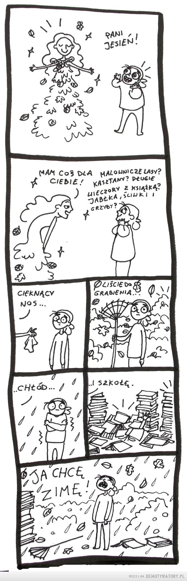 Jesień –