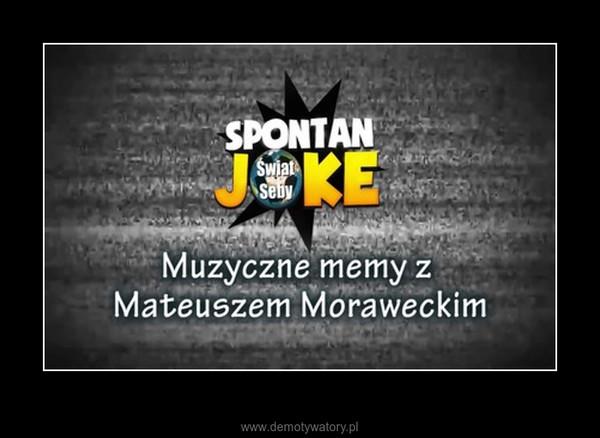 Muzyczne memy Mateusza Morawieckiego – Hity z satelity