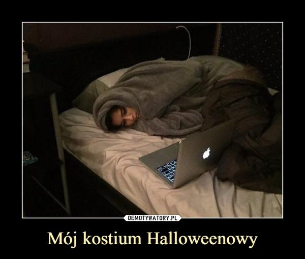 Mój kostium Halloweenowy –