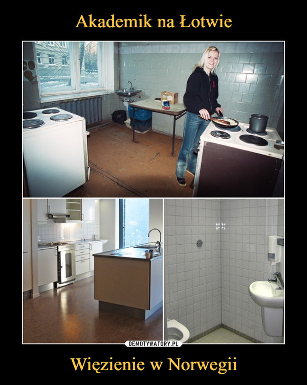 Więzienie w Norwegii –