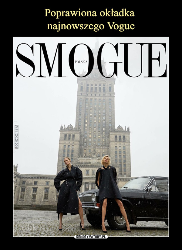–  smogue polska