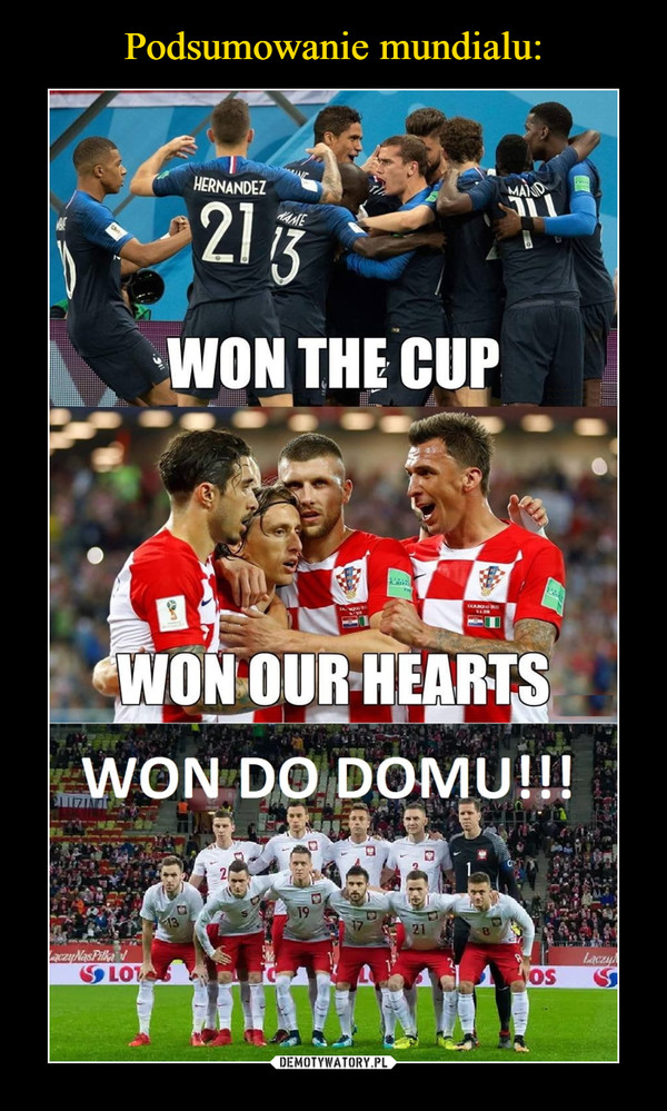 –  WON THE CUPWON OUR HEARTSWON DO DOMU!!!