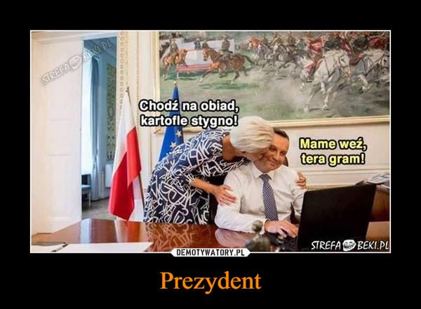 Prezydent –