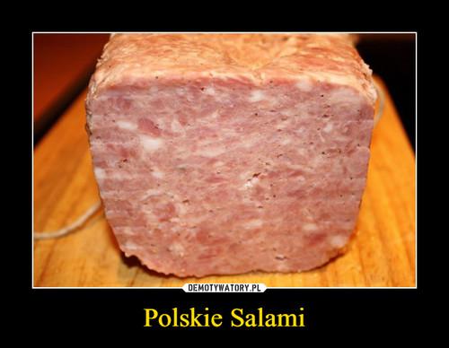 Polskie Salami