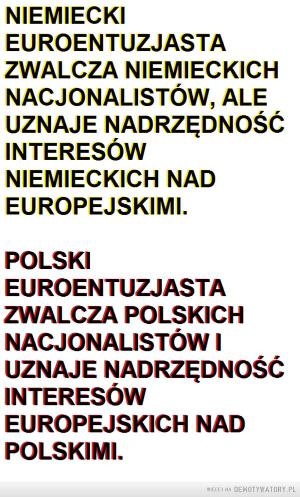 Euroentuzjaści –