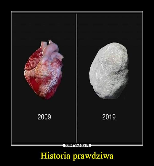 Historia prawdziwa –