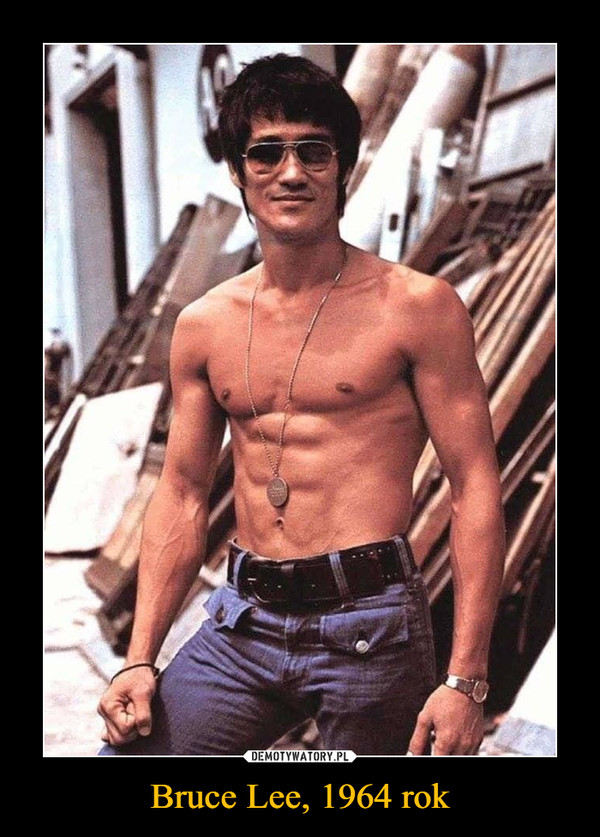 Bruce Lee, 1964 rok –